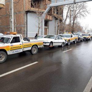 امداد خودرو آذربایجان غربی | حمل خودرو بازرگان