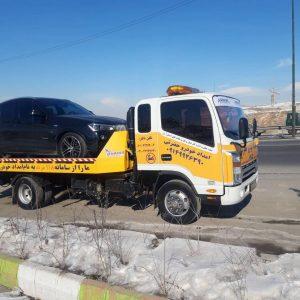 امداد خودرو سلماس
