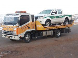 کفی حمل ماشین در مرند